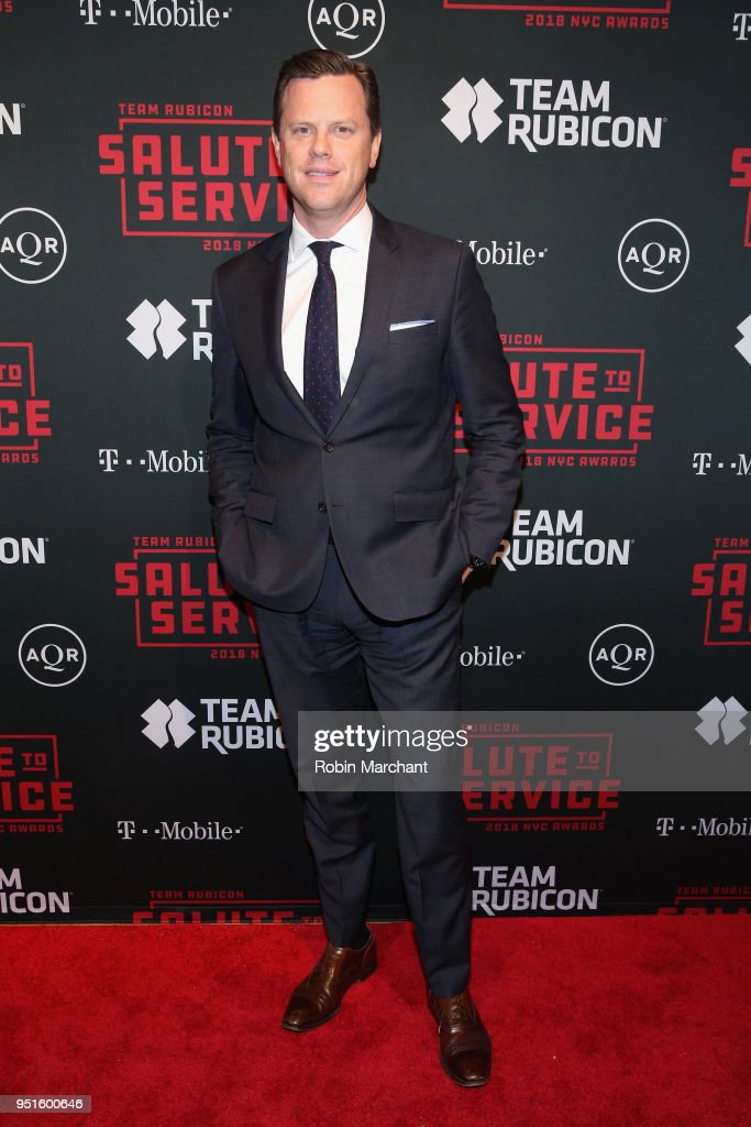 2018 NYC Salute To Service Awards