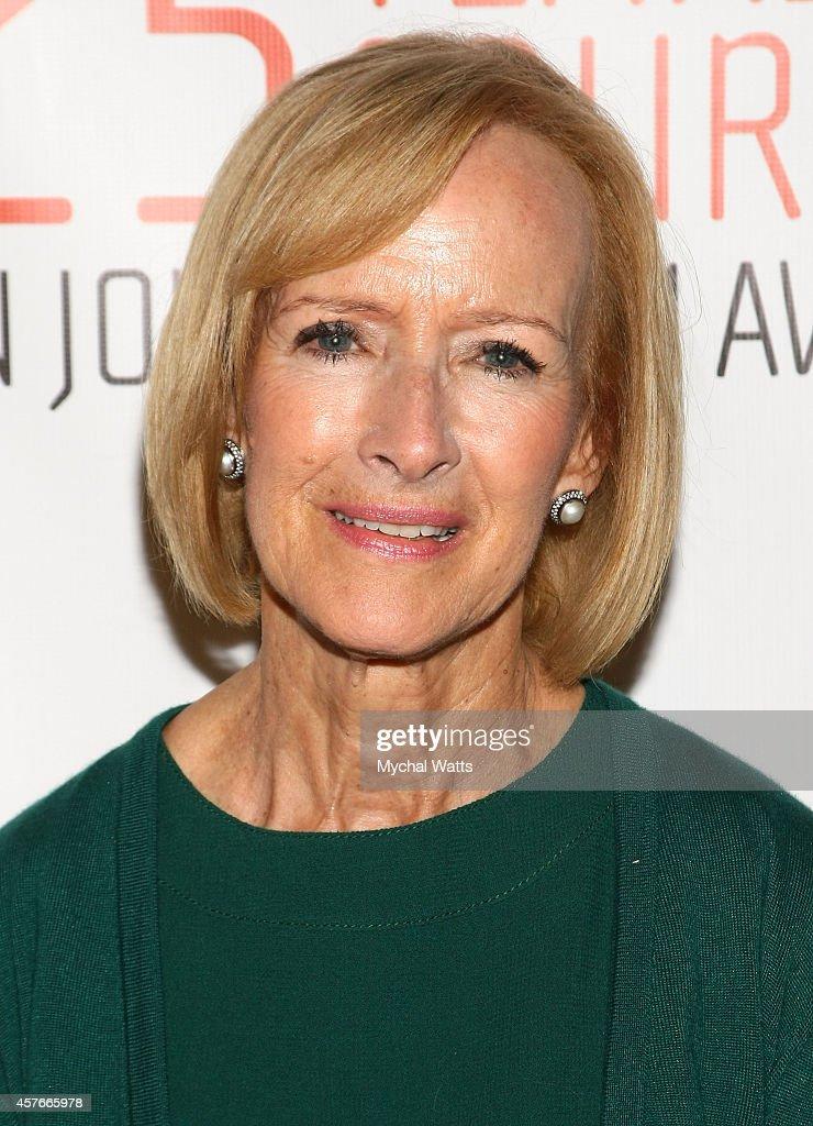 2014 International Women's Media Foundation Awards Luncheon