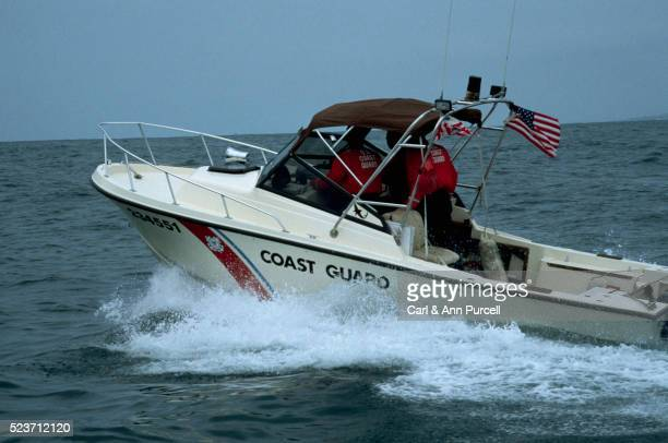 Coast Guard at American's Cup Race