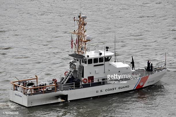 Coast Guard Patrol Boat - Sailfish Photo Was taken Sunday June 7, 2009 Coastal Patrol Boat Search And Rescue Vessell Responds To Emergencies Responds...
