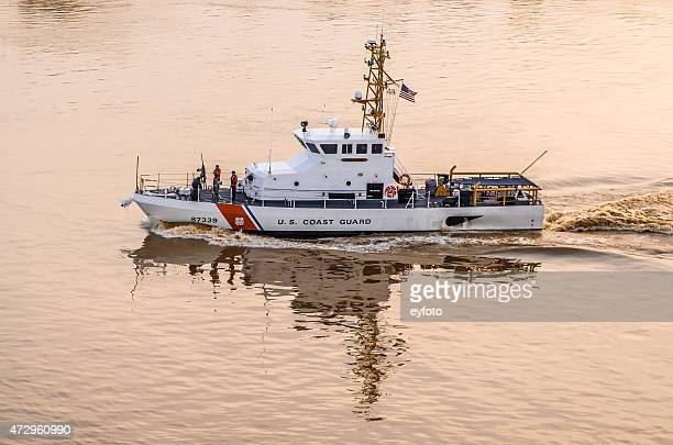 us coast guard ship - coast guard stock pictures, royalty-free photos & images
