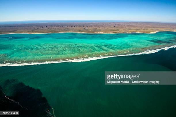 Coast line Ningaloo North