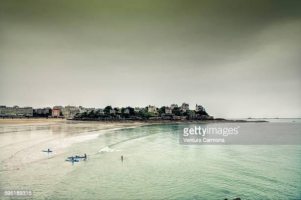 Coast of Dinard