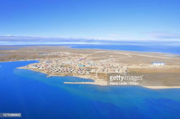 Coast of Gjoa Haven