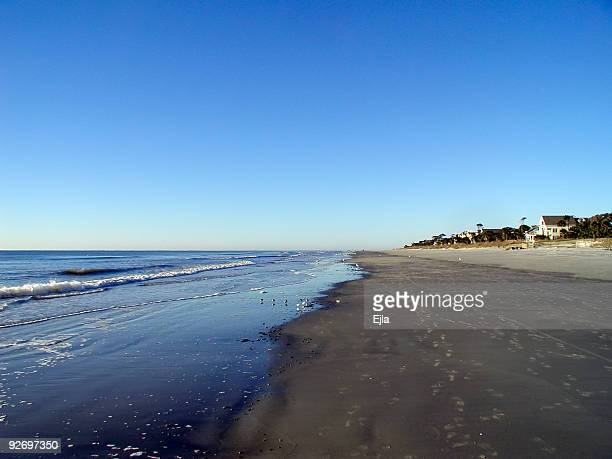 coast - hilton head stock pictures, royalty-free photos & images