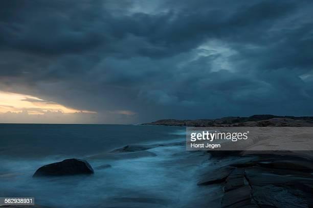 Coast, Ramsvik in Smogen, Bohuslan, Sweden