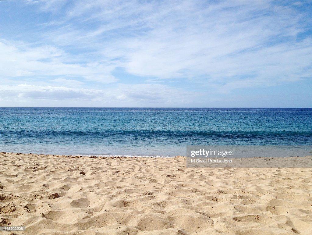Coastal beach : Foto de stock