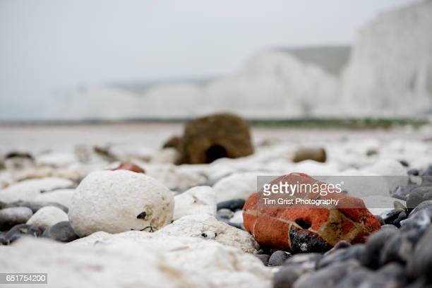 Coastal Erosion, Seven Sisters, East Sussex