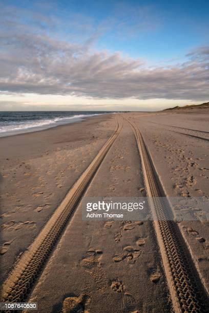 Coastal Landscape, Sylt Island, Germany, Europe