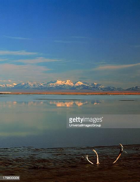 Coastal Plain from Hulahula Delta, ANWR, Alaska.