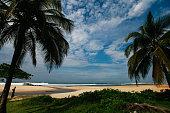 Coastal Scene from Liberia