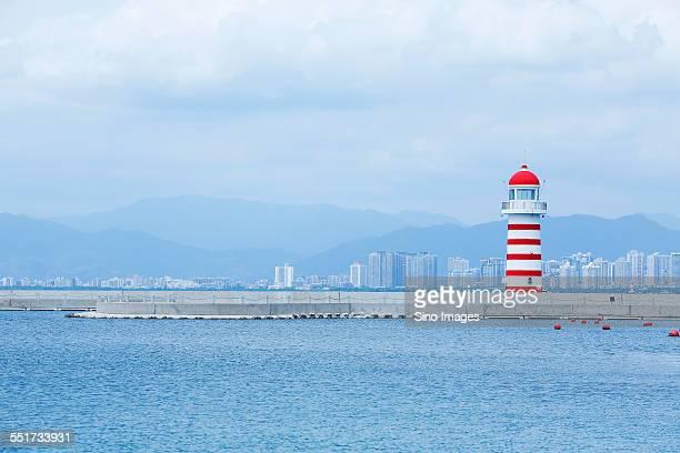 Coastal Scenery of Sanya, Hainan