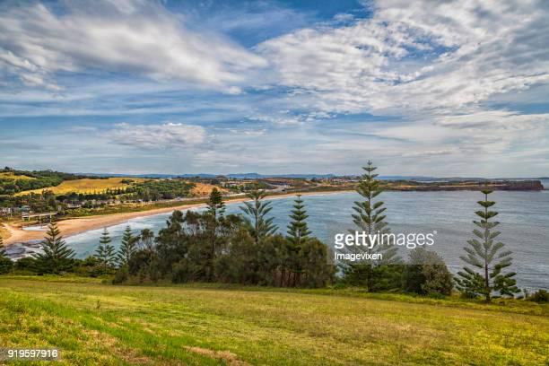 Coastal town, Kiama,  New South Wales, Australia