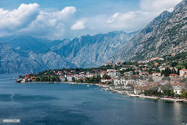 Coastal town of Kotor