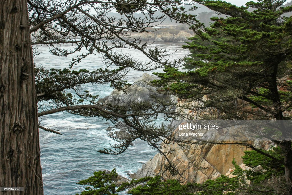 Coastal View From Pch Stock Photo - Getty Images
