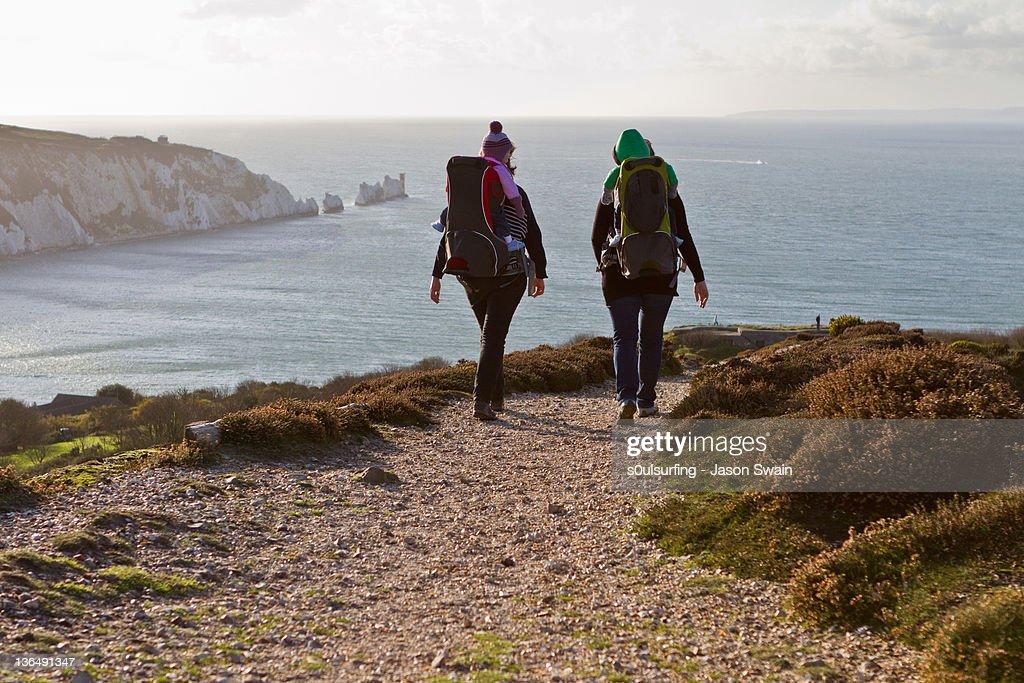 Coastal Walk : Stock Photo