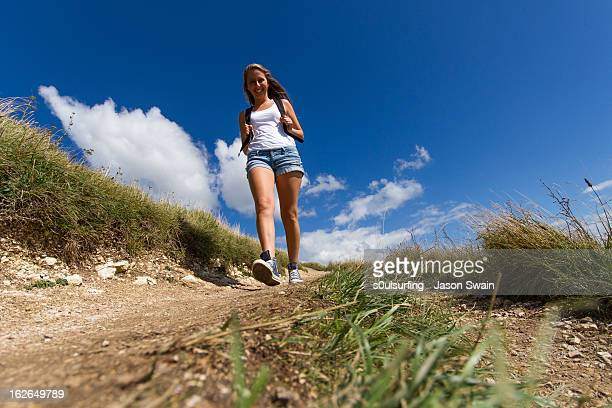 coastal walkers - s0ulsurfing stock pictures, royalty-free photos & images