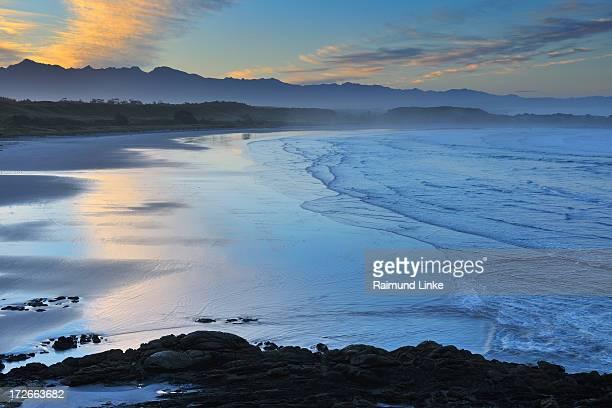 Coastline at Dawn