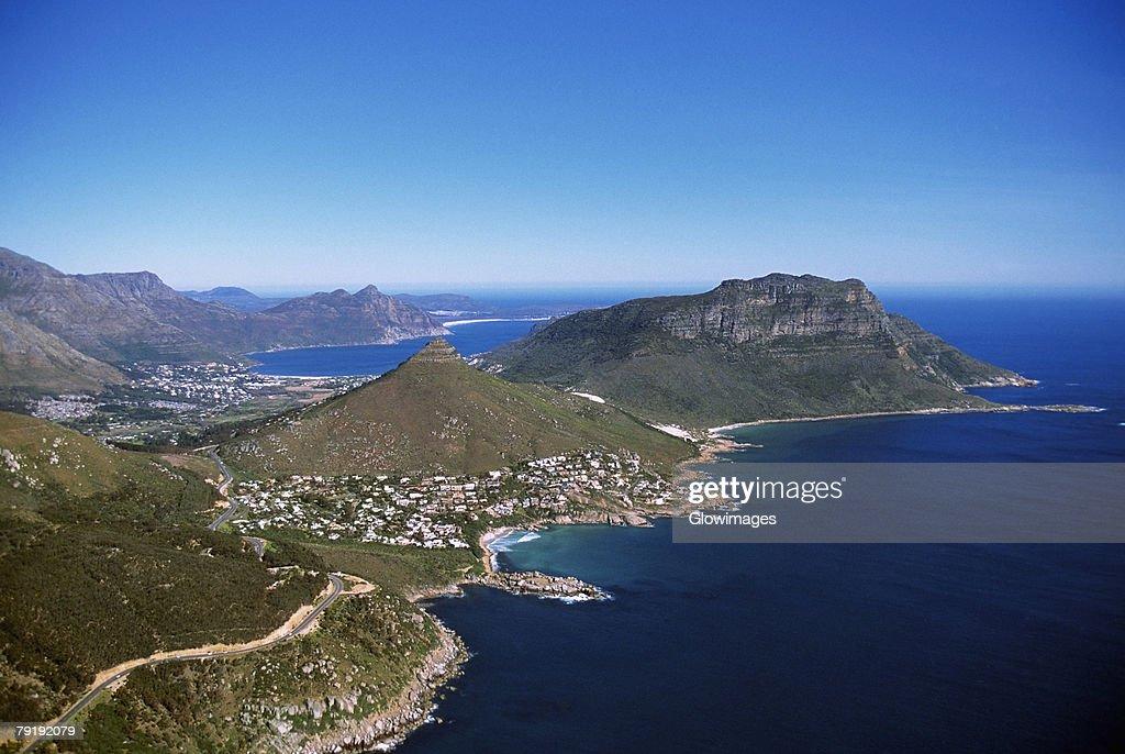 Coastline, Cape of Good Hope, South Africa : Foto de stock