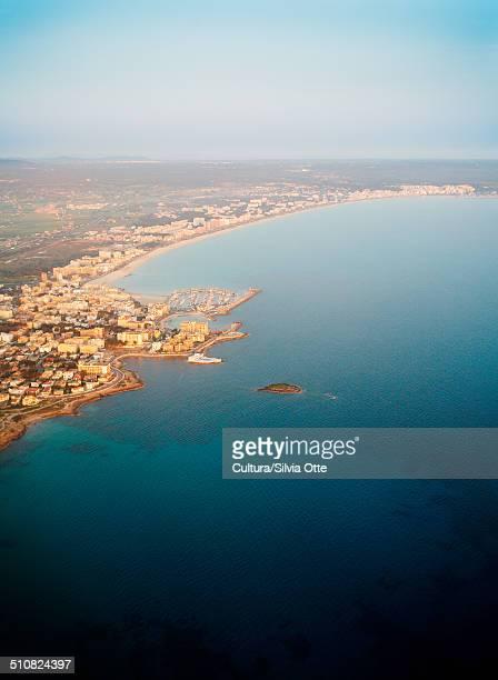 Coastline, Mallorca, Spain