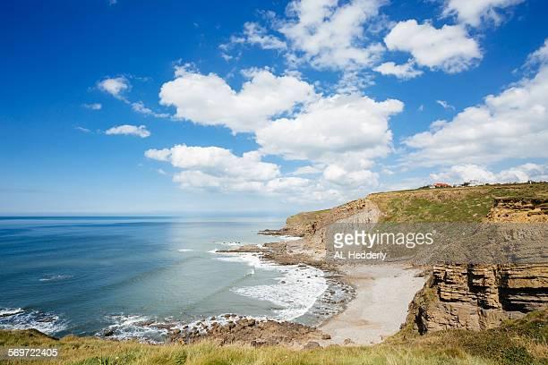 Coastline north of Widemouth Bay