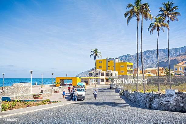 Littoral de Vila das Pombas-de Santo Antao, Cap Vert