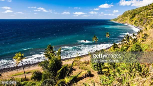 Coastline on Anjouan Island