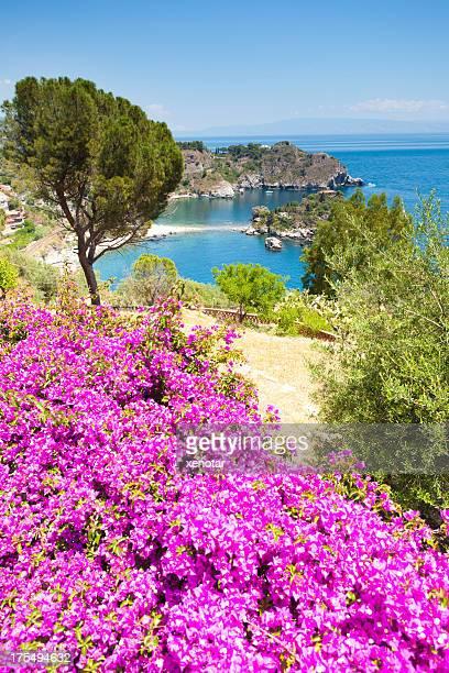 Costa Taormina in Sicilia