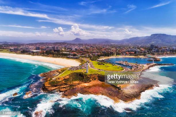 coastloop - wollongong stock pictures, royalty-free photos & images