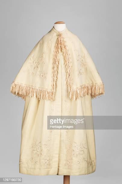 Coat, American, third quarter 19th century. Artist Unknown.