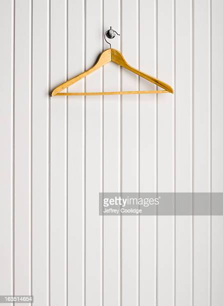 Coat Hanger on Wall Hook