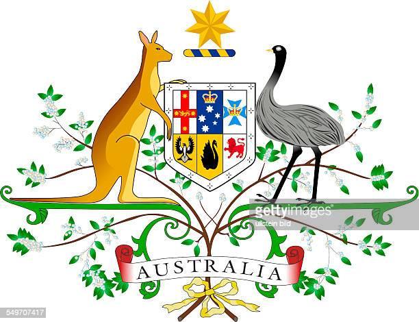 Coat of arms of Australia Commonwealth of Australia