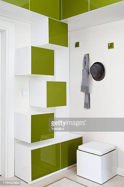 coat rack / shoe cabinet