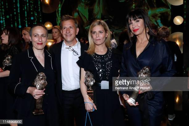Coautor of M comme Melies Moliere for Meilleur Spectacle Jeune public Elise Vigier a guest Moliere for Meilleure Comedienne dans un spectacle de...