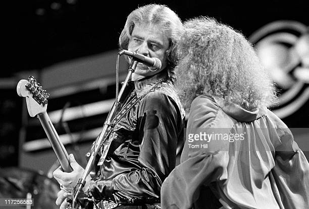 JR Cobb of Atlanta Rhythm Section and JoJo Billingsley of Lynyrd Skynyrd