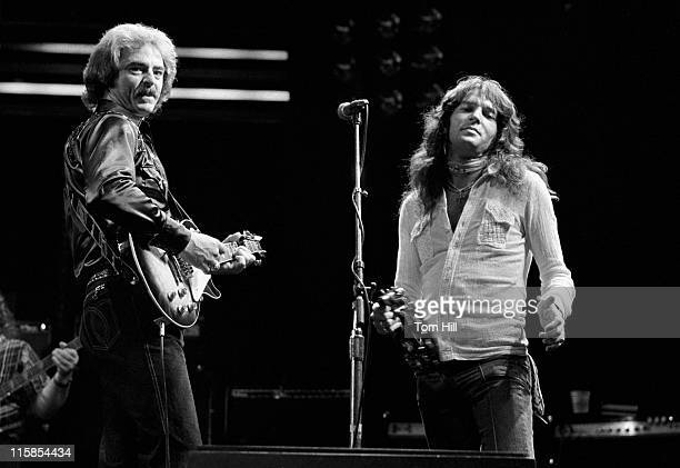 JR Cobb of Atlanta Rhythm Section and Mylon LeFevre