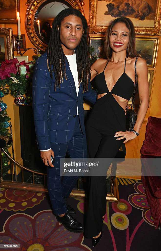 Sunday Times Style Christmas Party : News Photo