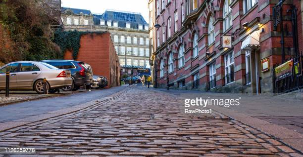 Cobble on Side