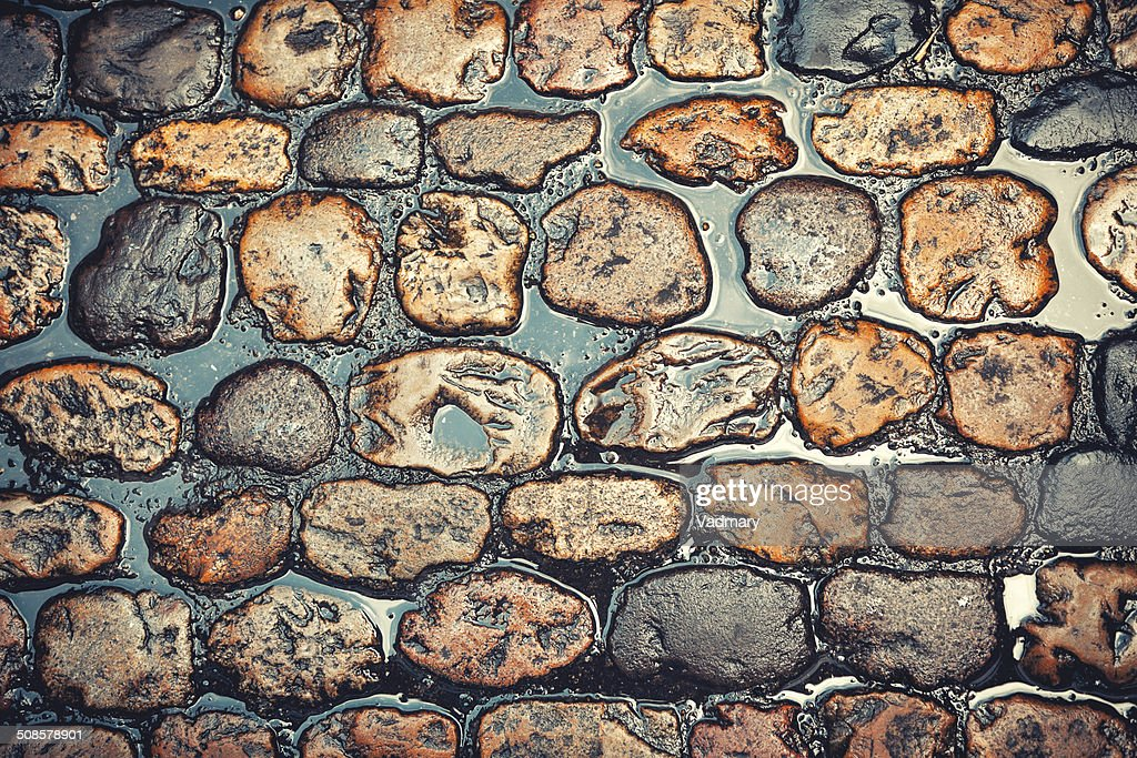 Cobblestone : Stock Photo