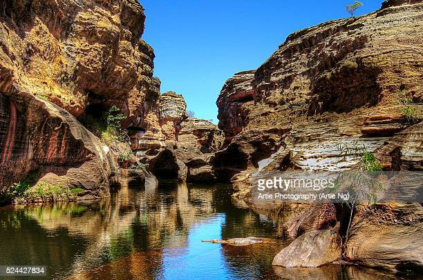 Cobbold Gorge, Gulf Savannah Region, Far North Queensland, Australia