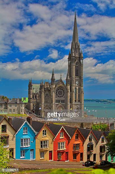 Cobh formerly known as Queenstown is on the south coast of County Cork Ireland and it is one of the major Irish ports Cobh's houses have been...