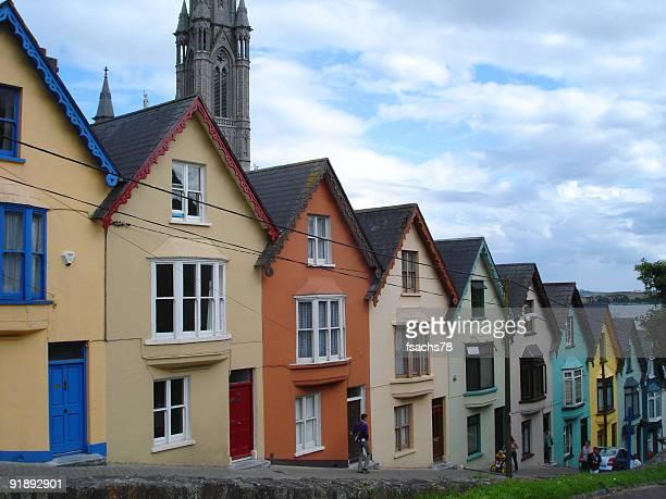 Cobh houses Ireland