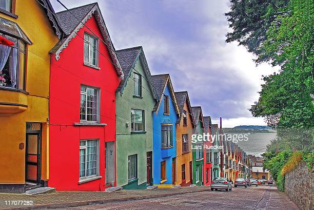 cobh ireland - county cork stock pictures, royalty-free photos & images