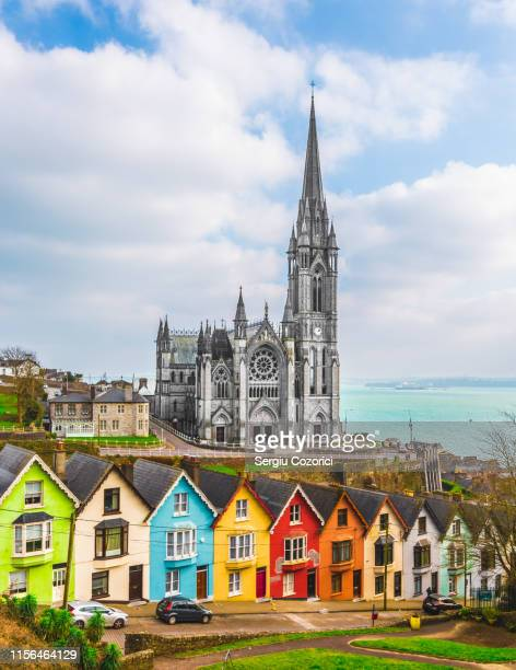 cobh - ireland stock pictures, royalty-free photos & images