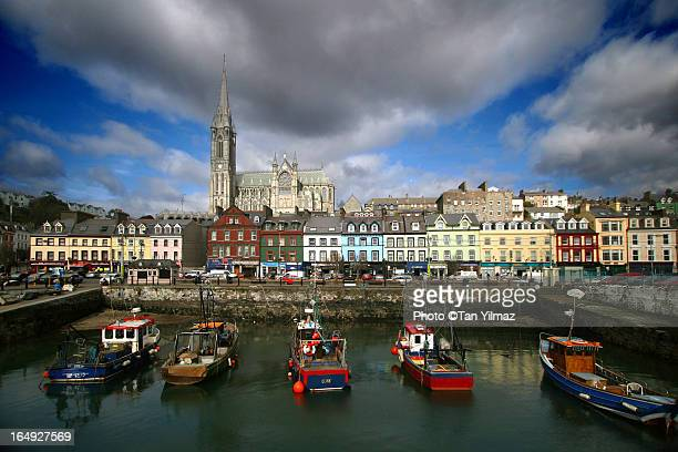 cobh - county cork stock pictures, royalty-free photos & images