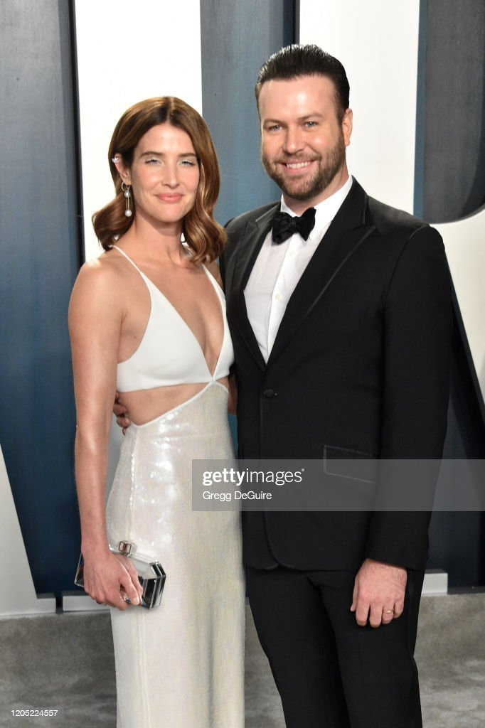 Cobie Smulders And Taran Killam Attend The 2020 Vanity Fair Oscar News Photo Getty Images