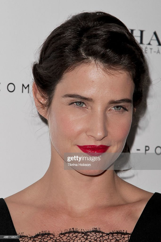 4348b0ed10fa3 Cobie Smulders attends the Haney Pret-A-Couture launch hosted by ...