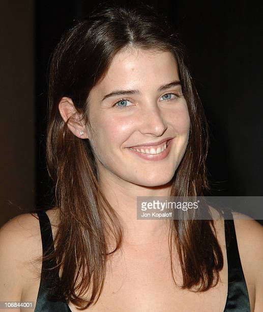 Cobie Smulders during The Museum of Television Radio Honors Peter Chernin and John Wells with the Annual Los Angeles Gala at Beverly Hilton Hotel in...