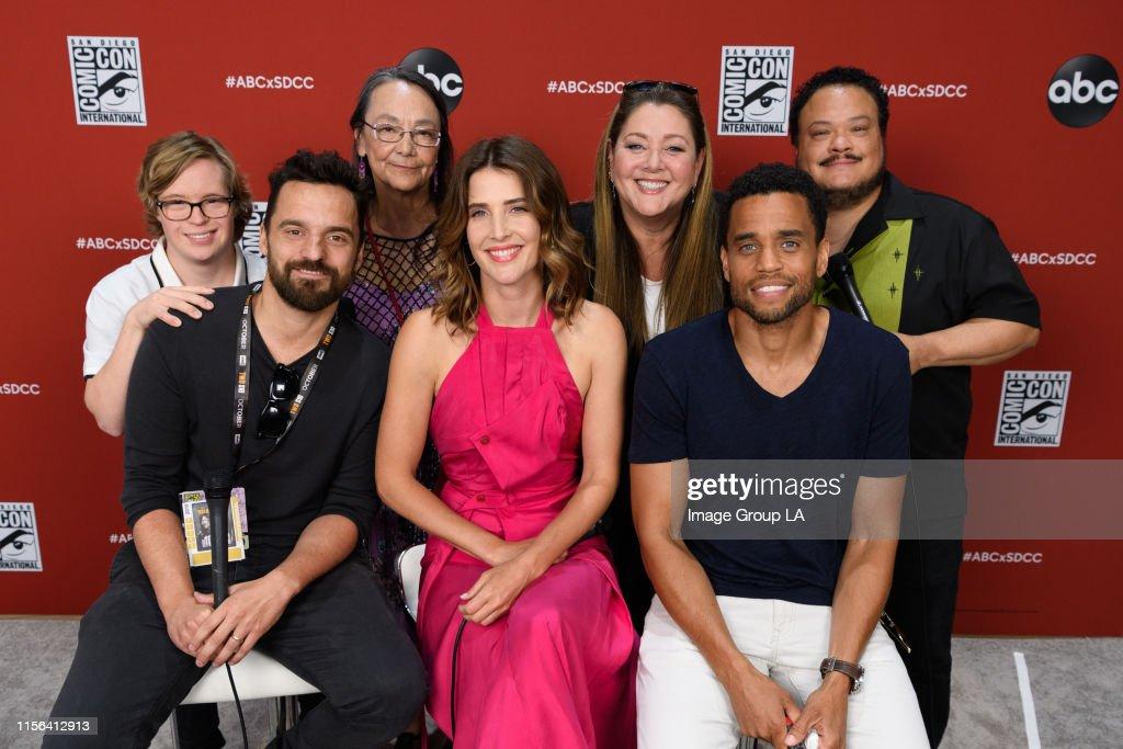 """ABC's """"Stumptown"""" - Season One : News Photo"""