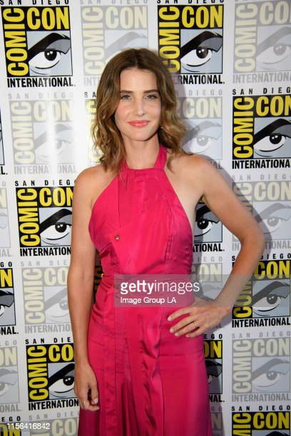 Cobie Smulders, Jake Johnson, Michael Ealy, Camryn Manheim, Tantoo Cardinal, Adrian Martinez and Cole Sibus, joined by executive producers Ruben...
